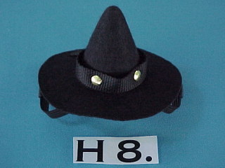 Black Witch Hat