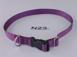 ajustable dog collars
